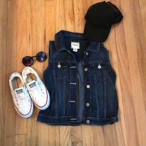 XL 14/16 Cherokee Jean Vest